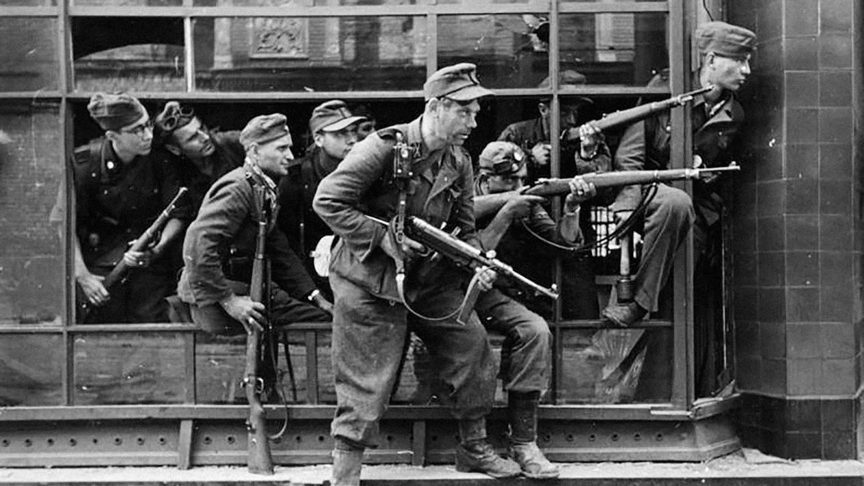 Штрафники войск СС: чем они отличились