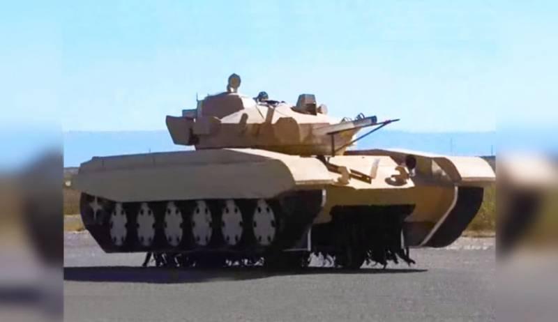 Пентагон заказал полноразмерные макеты Т-72 для учений