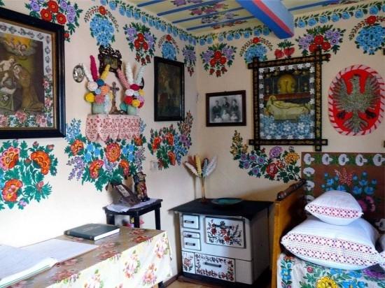 Художественные традиции деревни Залипье