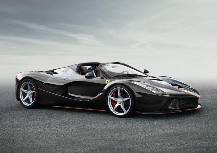 Новый спайдер от итальянской конюшни: Ferrari LaFerrari Aperta