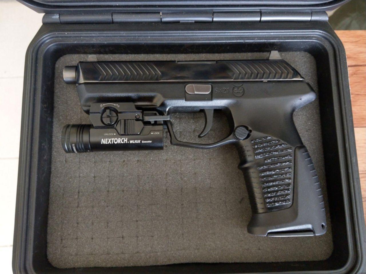 Футуристичный «Удав»: все самое важное о новейшем российском пистолете