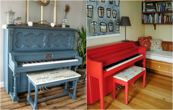 Как отреставрировать старую мебель