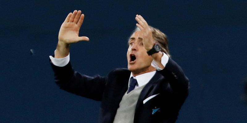 Роберто Манчини: «Чтобы улучшить нападение «Зенита», нужны были Месси или Роналду»