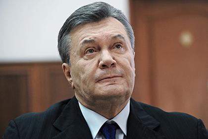 Янукович испугался за свою жизнь и отказался приезжать на допрос в Киев