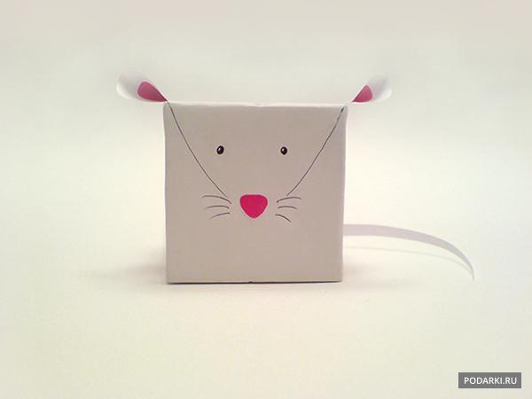 Упаковка «Мышка»