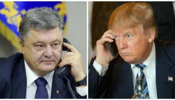 НАБУ: $600 тыс, которые Порошенко тайно заплатил Трампу за встречу — не взятка