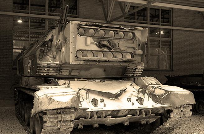 От лазерных танков советской Империи к российскому МЛК
