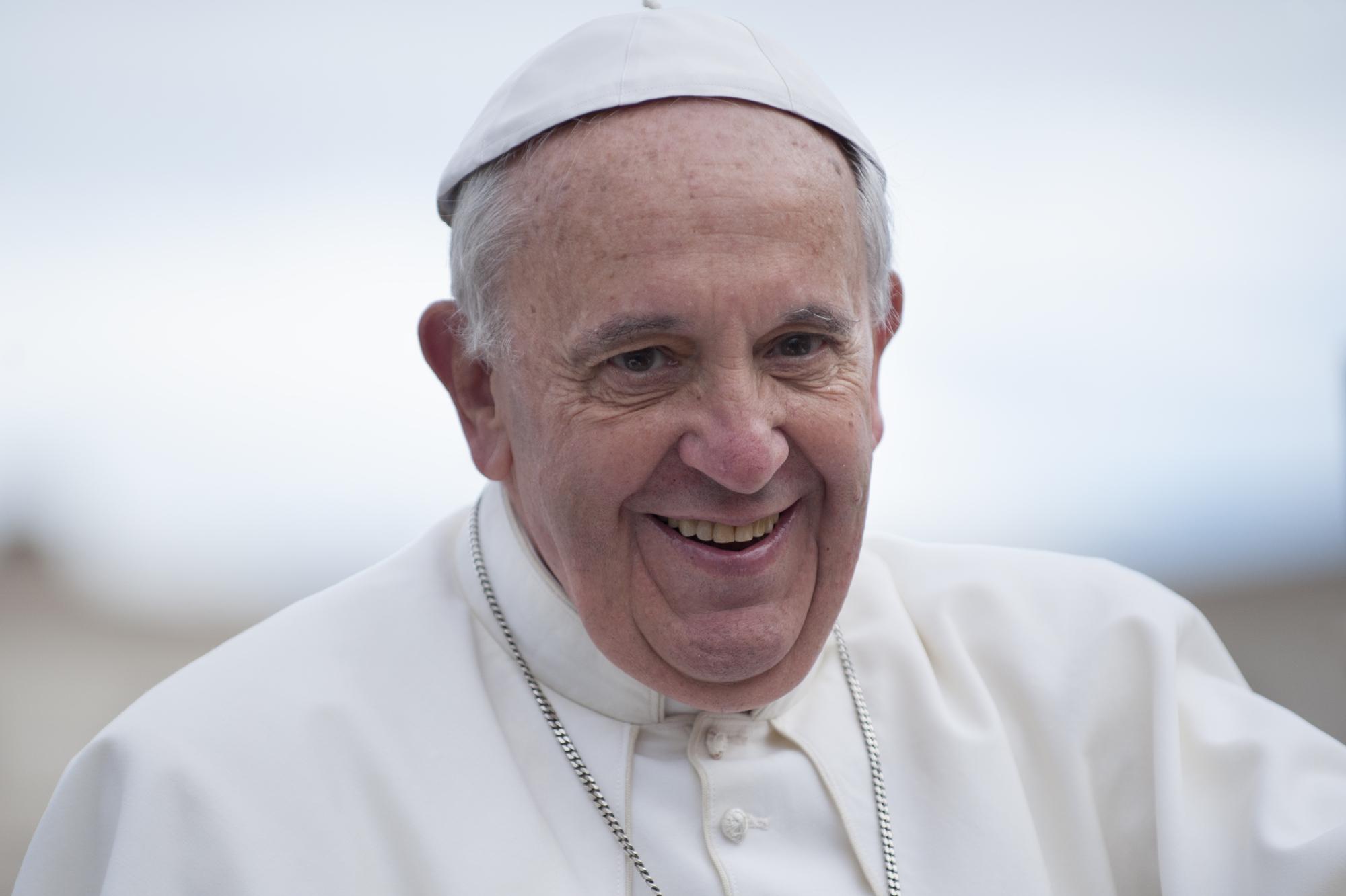 папа франциск биография
