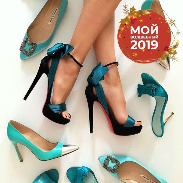 Ах, какие ножки! Выбираем лучшие туфли для новогоднего корпоратива