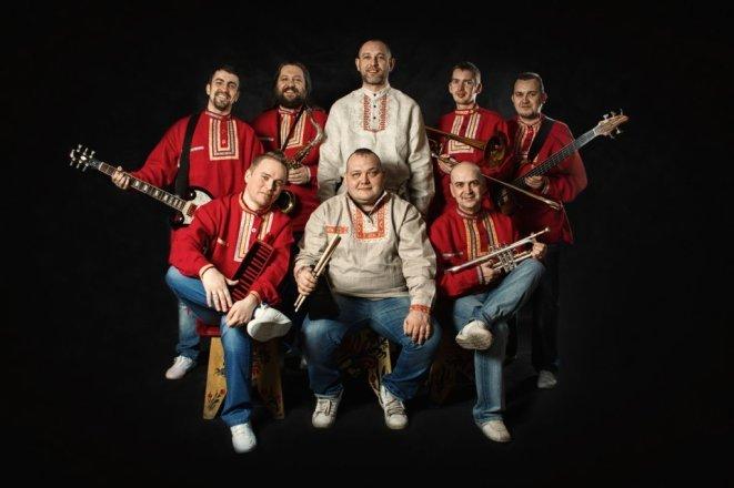 Рок-группа «Мамульки Бенд» презентовали новый альбом