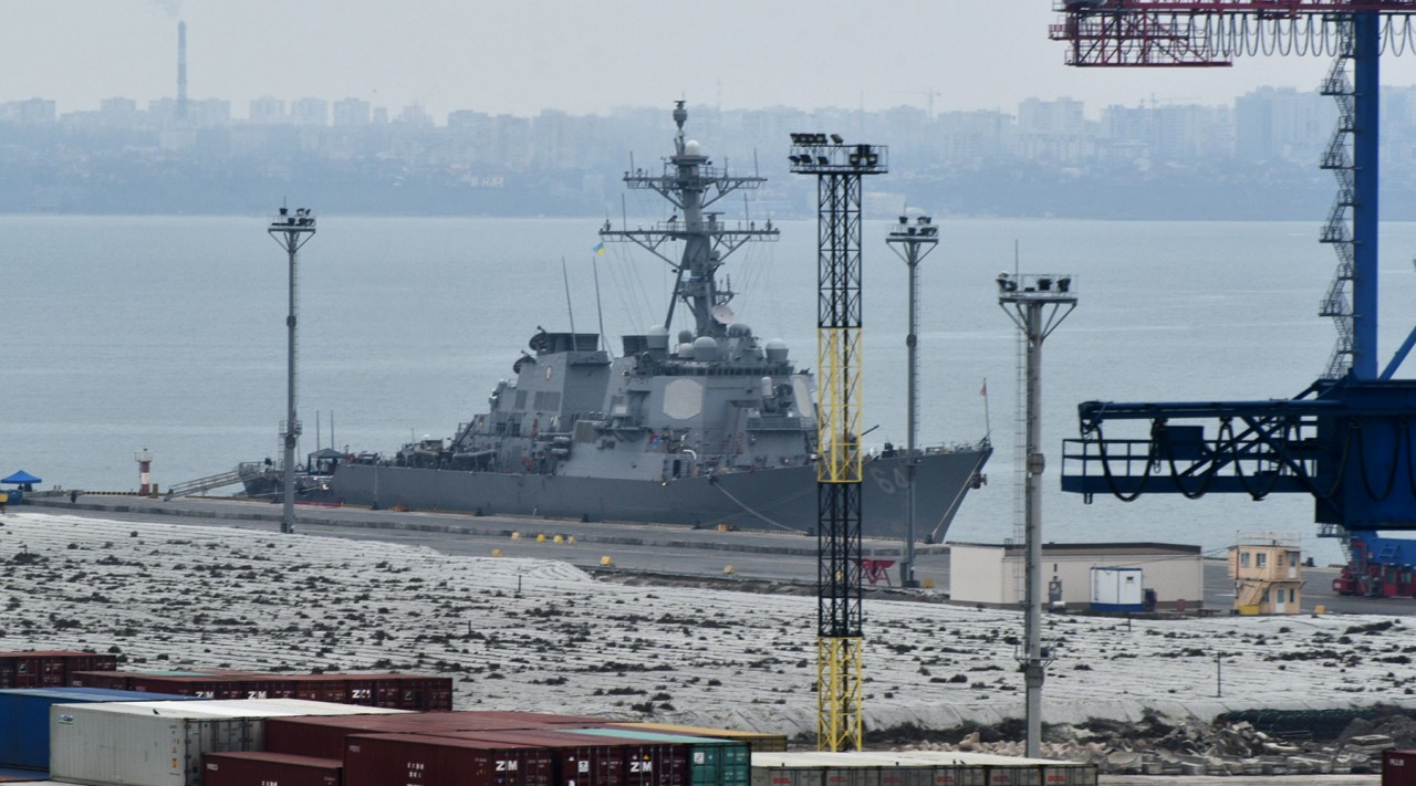 «Триумф» в Севастополе: как Россия усиливает систему ПВО в Крыму.