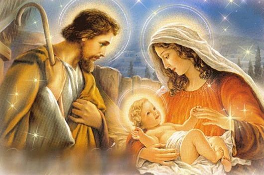 Всех с Рождеством Христовым!