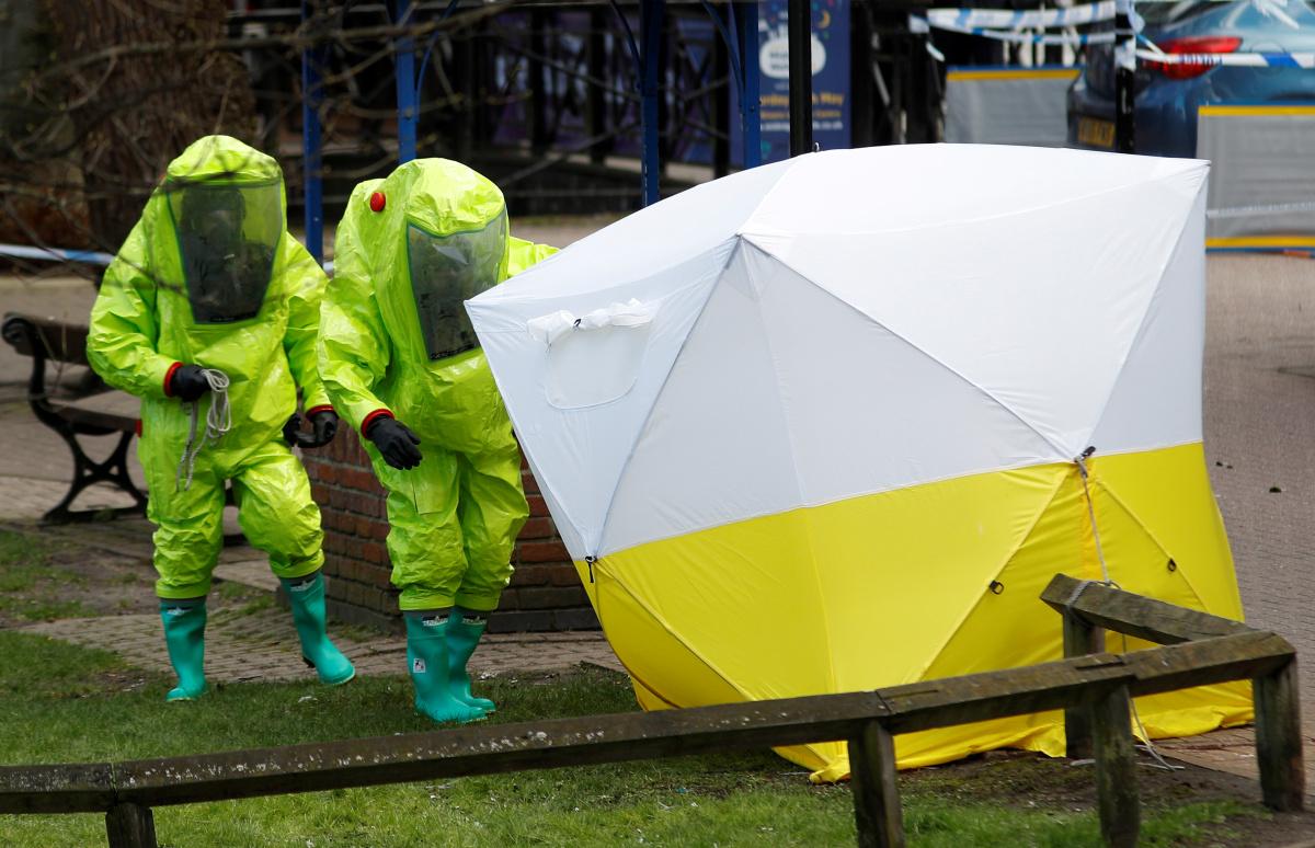 Указанные Лавровым швейцарские химики переложили ответственность на британцев
