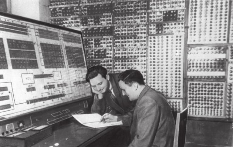 Как ещё в 1959 году СССР хотел запустить Интернет