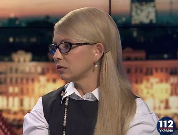 Тимошенко назвала срок распада Украины