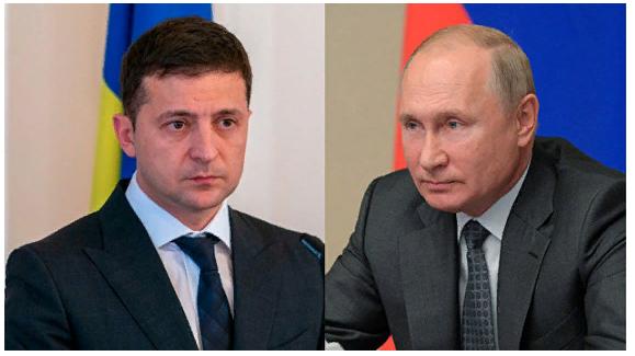 Зеленский дозвонился до Путина