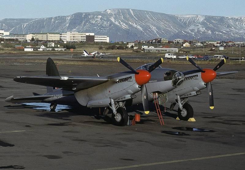 Боевые самолёты. Деревянная пощечина для Люфтваффе