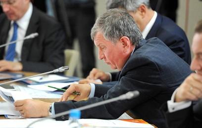 Суд направил повторную повестку Сечину на 15 ноября