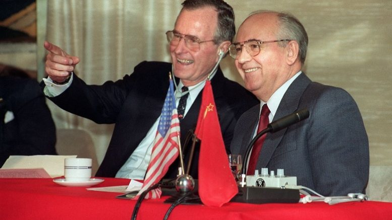 Чего не понимал Горбачев в «хитроплане» Буша