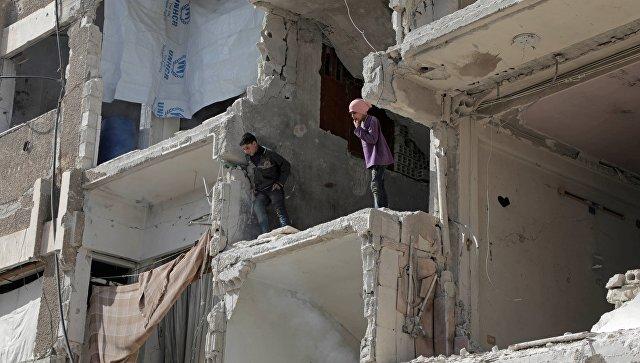 Новости Сирии. Сегодня 4 апреля 2018