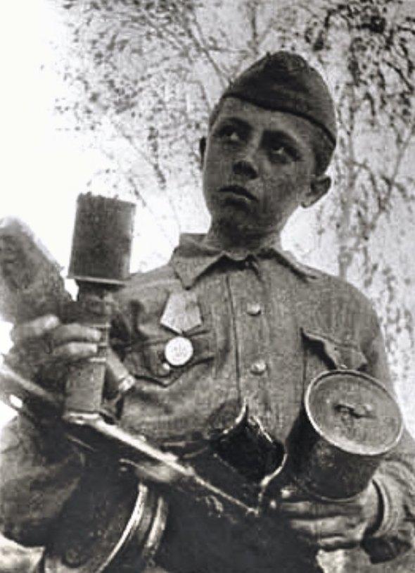 Марат Казей Велика Отечественная война, герои, победа