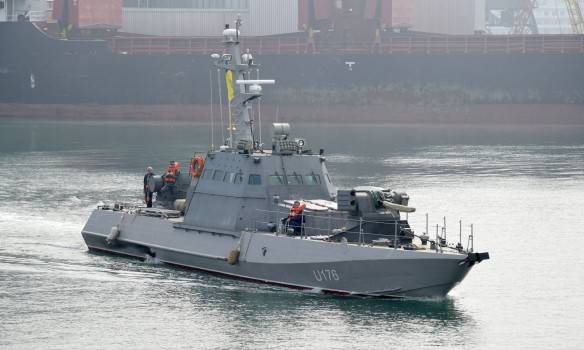 Военно-катерный флот Украины