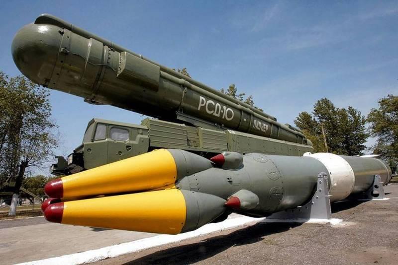 МИД объявил о старте работ по новым ракетам средней дальности