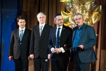 В Челябинске прошёл творческий вечер директора 31 лицея