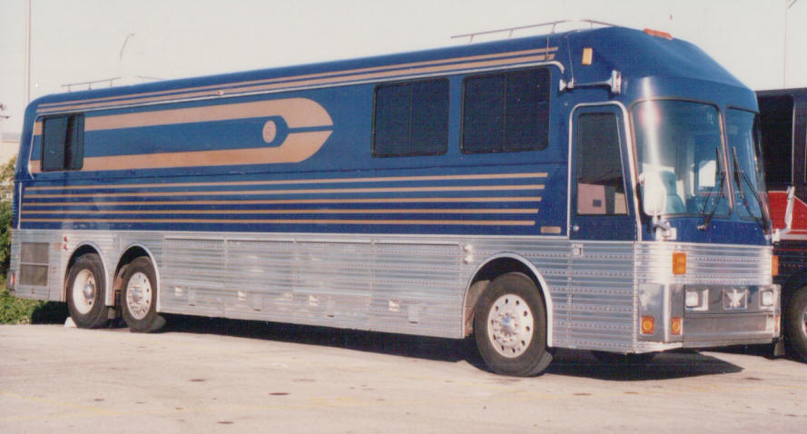 staley coach bus