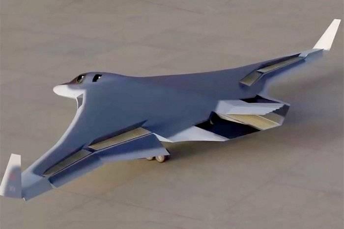 ПАК ДА способен заменить все самолеты Дальней авиации
