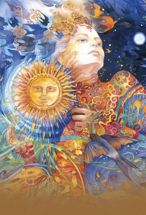 художник Хелен Нельсон-Рид (Helen Nelson-Reed) картины – 07