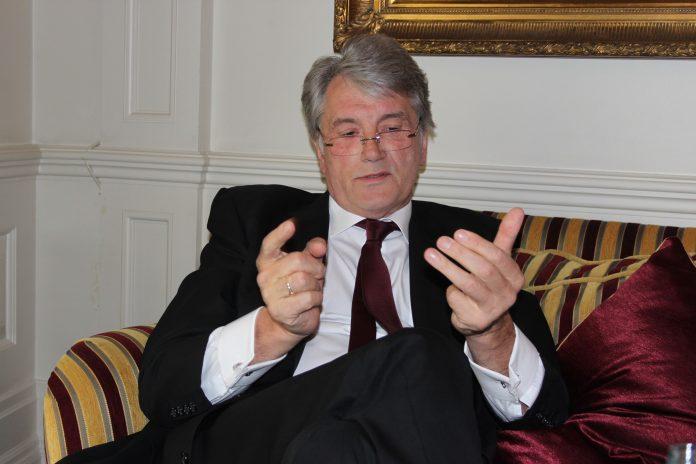 Ющенко рассказал о видах «ма…