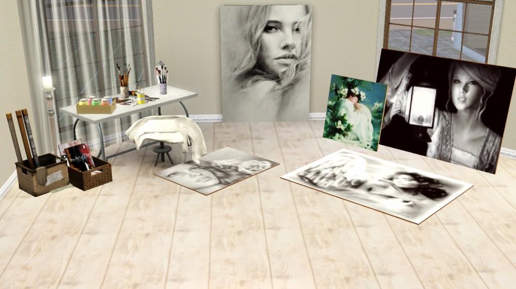 Картины от Ilona