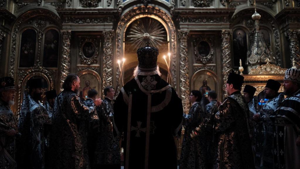 США готовят церковный раскол в Черногории