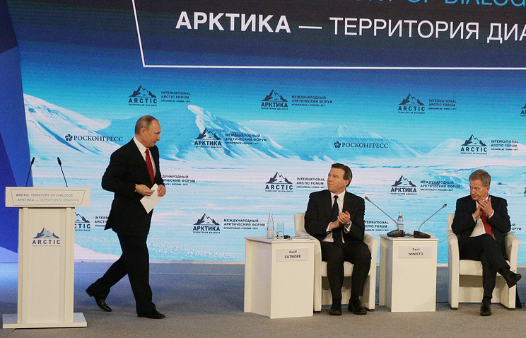 Путин сравнил митинги в России с началом «арабской весны» и «Евромайдана»