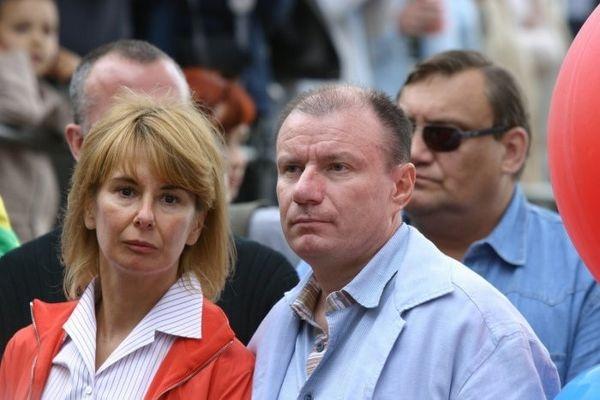 Экс-супруга Потанина подала нанего иск на850 млрд рублей