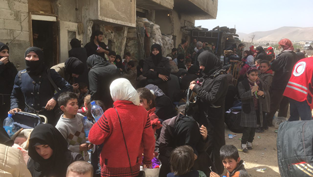 Новости Сирии. Сегодня 8 апреля 2018