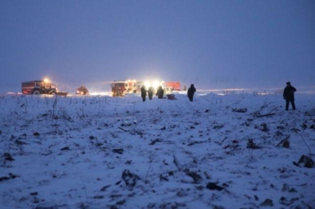 Власти Оренбургской области ищут другого перевозчика после крушения Ан-148