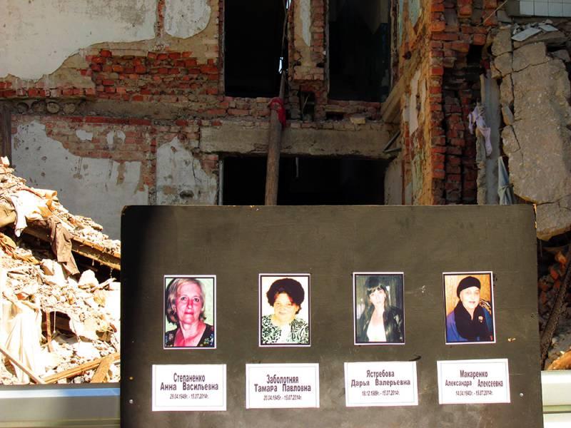 Украинская клоунада и донбасская трагедия