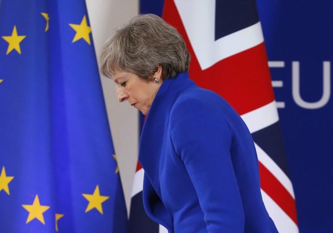 Мэй заявила о рисках раскола Великобритании при проведении повторного референдума по членству в ЕС