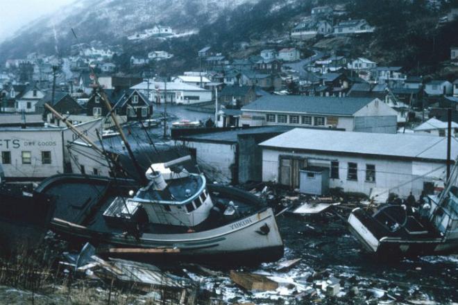Самые гигантские цунами в истории