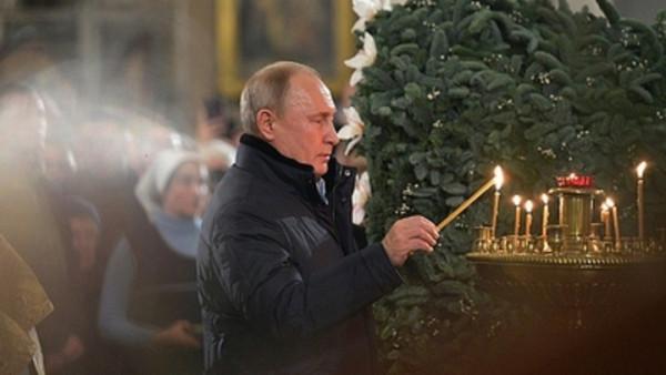 Где Путин и Медведев встретя…