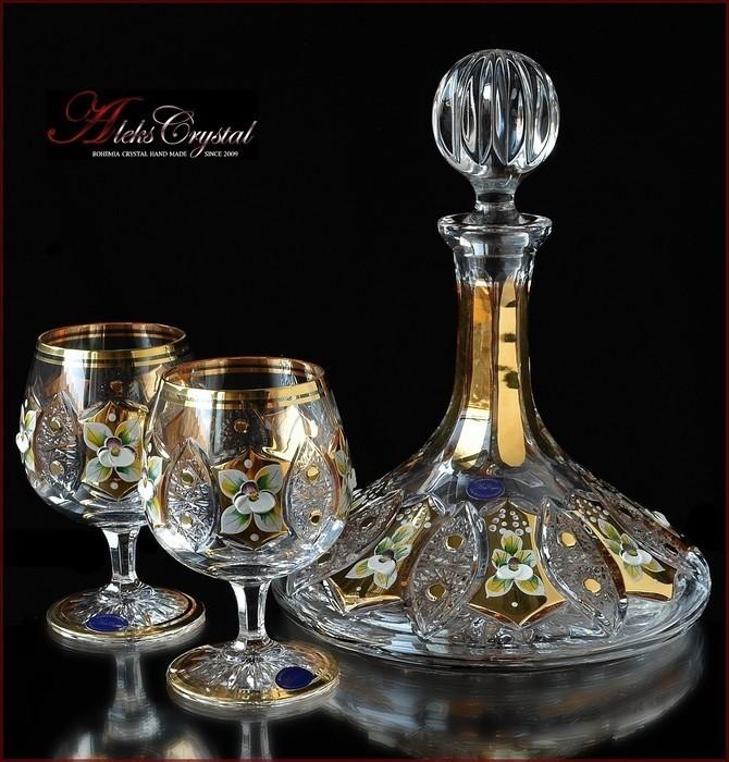 Bohemian glass... Какая красота, правда?