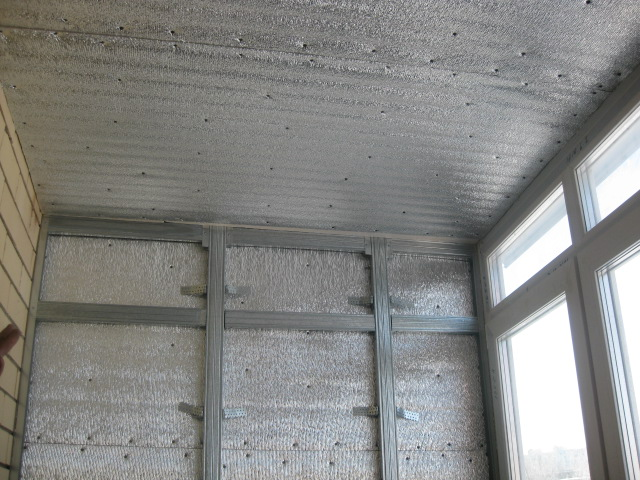 Как утеплить балкон - советы и рекомендации.