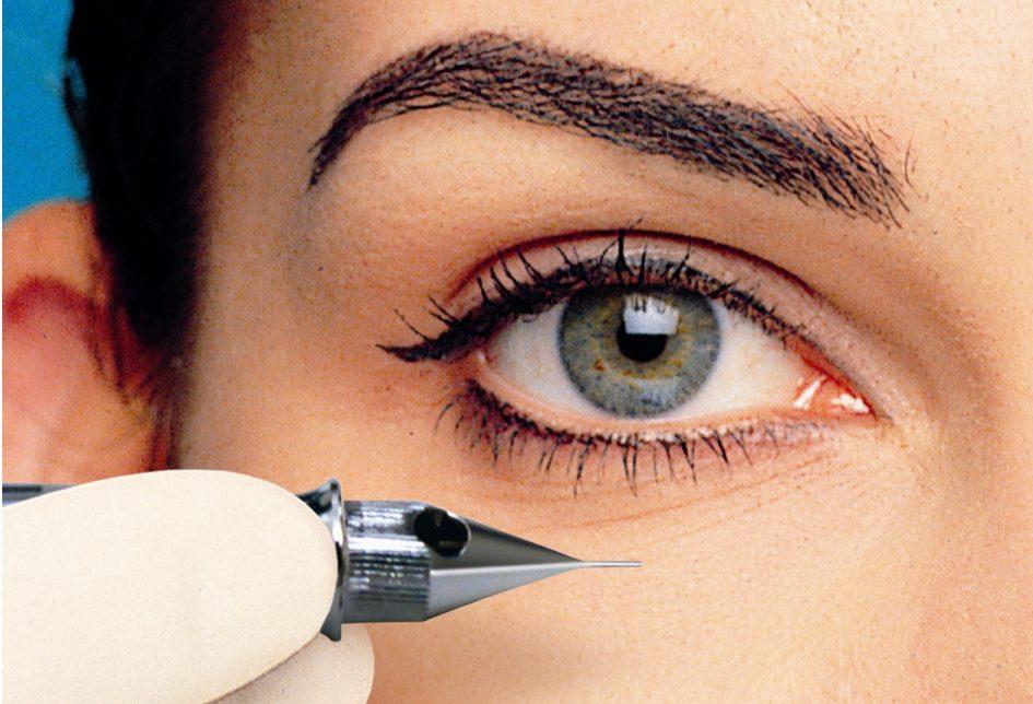 Всё о перманентном макияже глаз