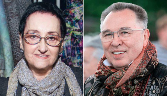 Вячеслав и Марина Зайцевы: Разрушенное счастье и счастливое одиночество мэтра моды