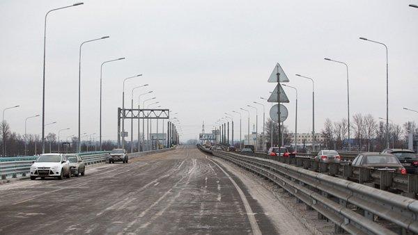 В Дирекции транспортного строительства назвали дату завершения реконструкции развязки между КАД и Дачным проспектом
