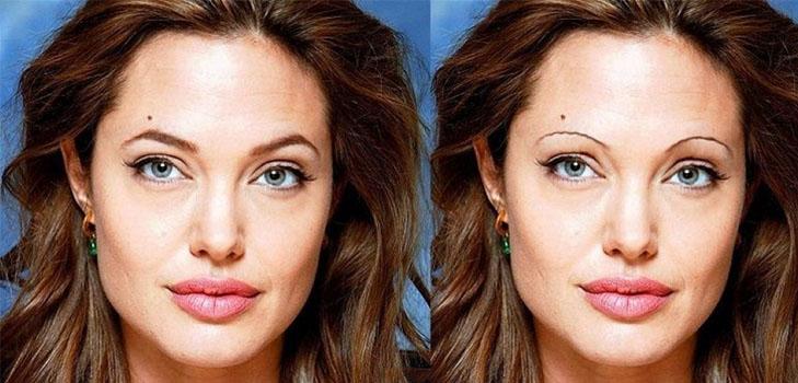 Любой макияж будет неполным без прорисовки бровей