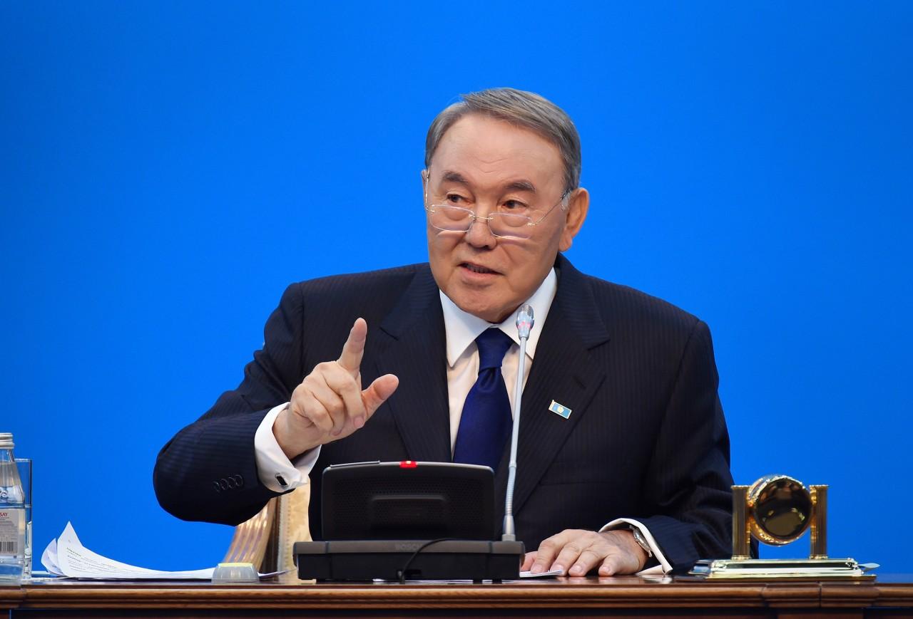 Назарбаев: Реинкарнации СССР в виде ЕврАзЭС не будет