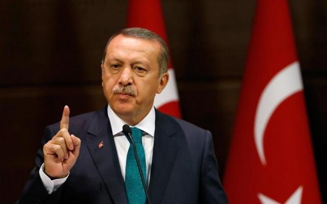 Эрдоган назвал США угрозой Турции